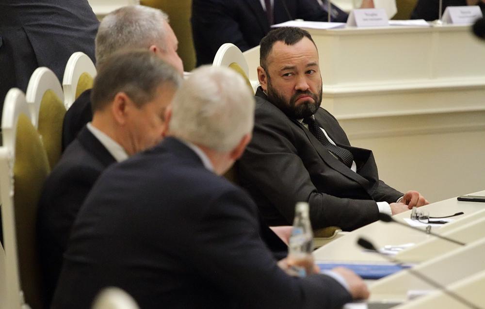 """Анохин объявил об уходе из """"Единой России"""""""