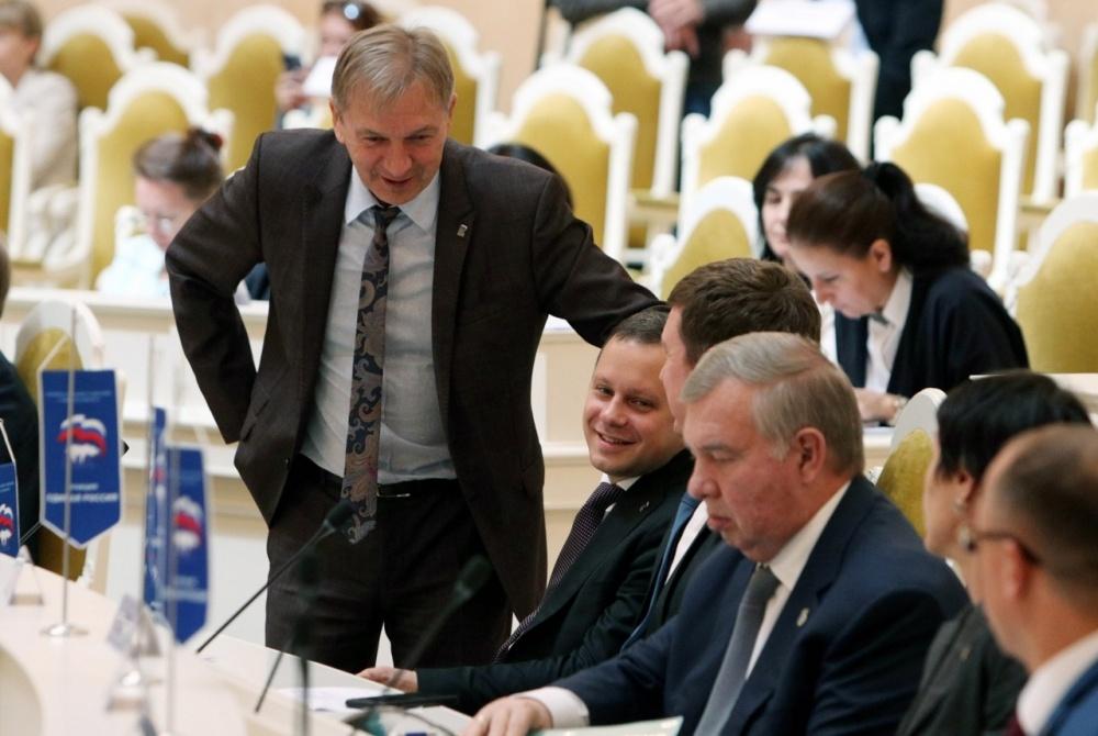 фото ЗакС политика Депутаты ЗакСа хотят отмечать День российского предпринимательства в Петербурге
