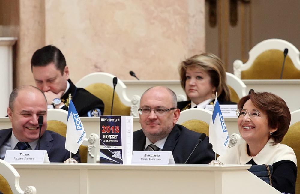 фото ЗакС политика ЗакС отказался обсуждать инициативы оппозиции в защиту пенсионеров и митингующих