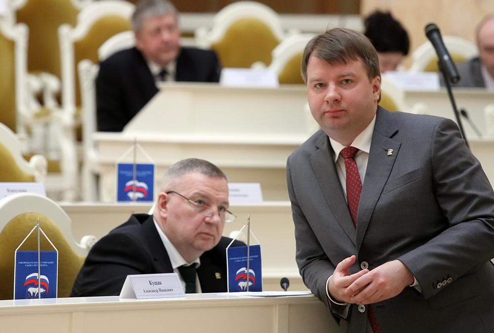 Глава фракции ЕР в ЗакСе Тетердинко отчитался о самом большом доходе среди депутатов
