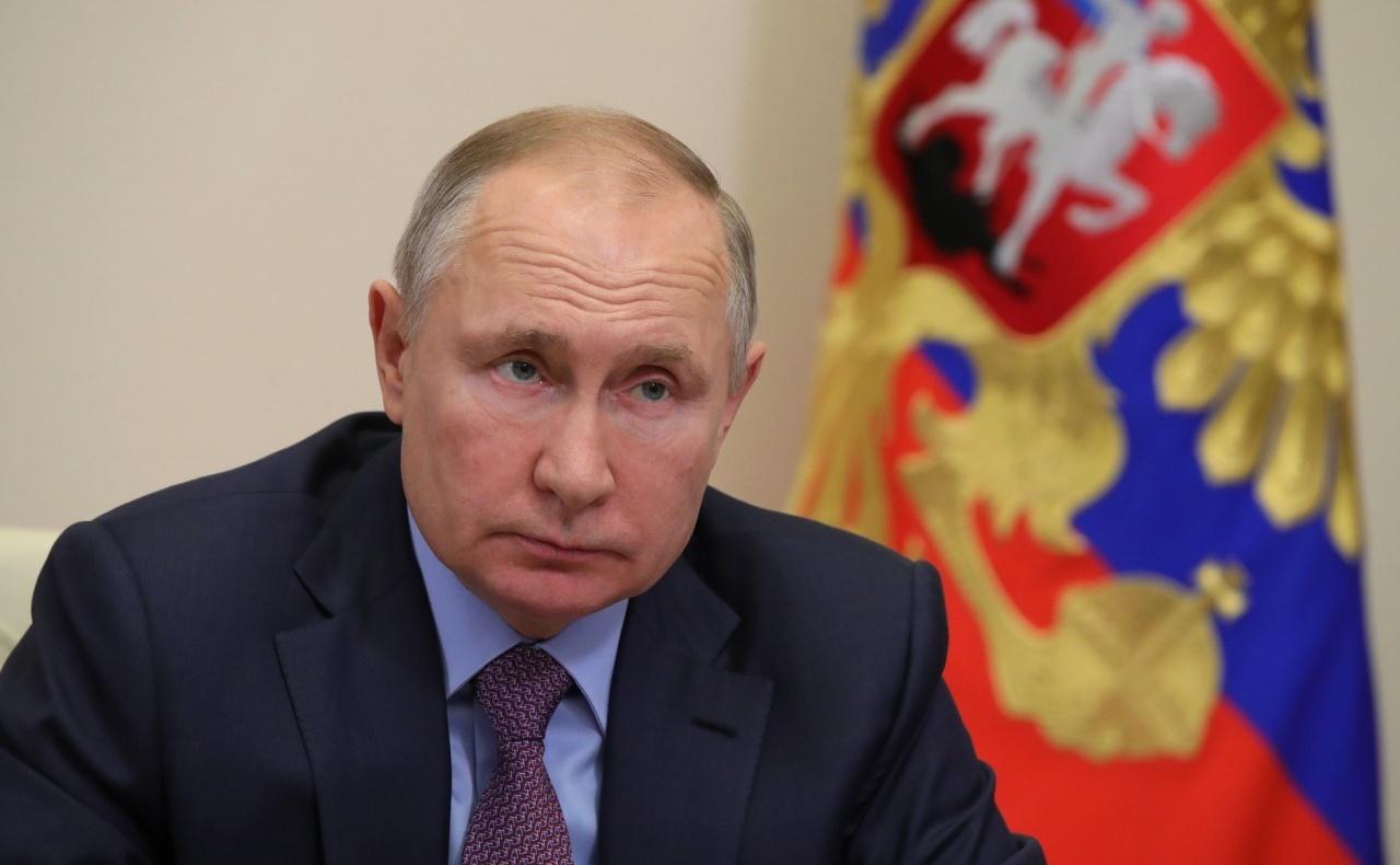 """""""Коммерсант"""" назвал место возможной встречи Путина и Байдена"""