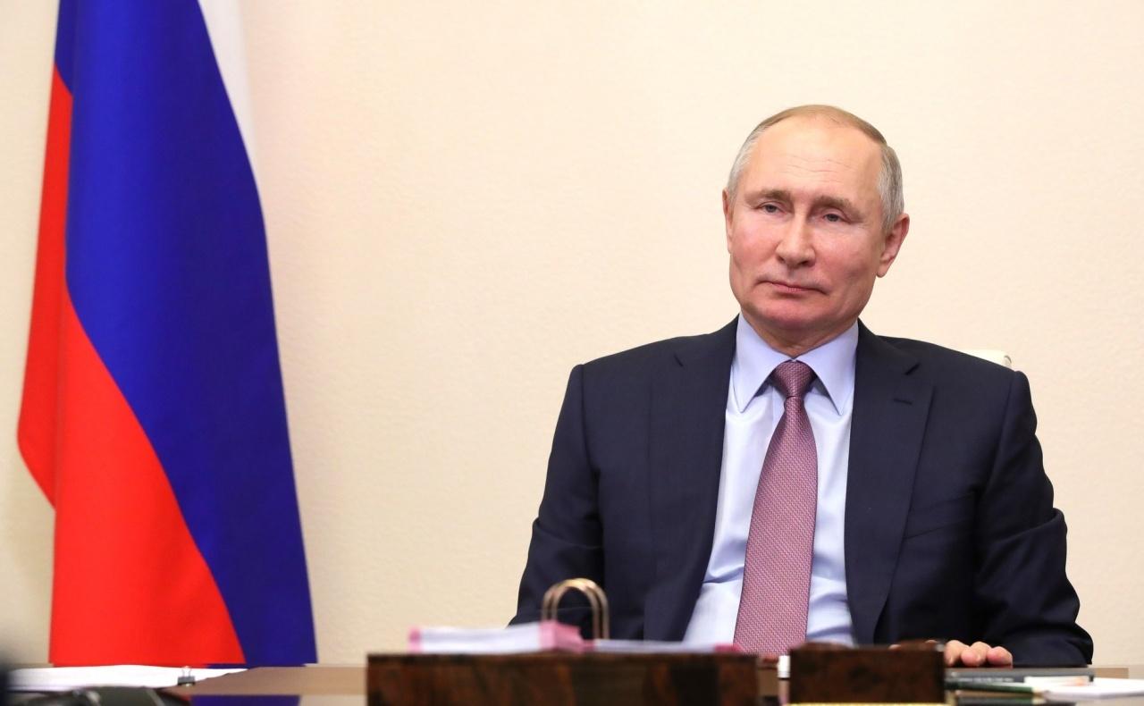 фото ЗакС политика Путин потребовал от МВД жестко пресекать пропаганду национализма и ксенофобии