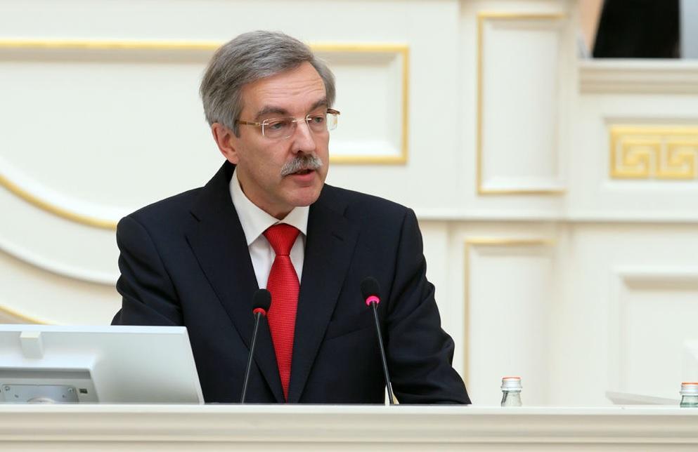 фото ЗакС политика Шишлов: Таких многочисленных акций, как сегодняшняя, в Санкт-Петербурге не было много лет