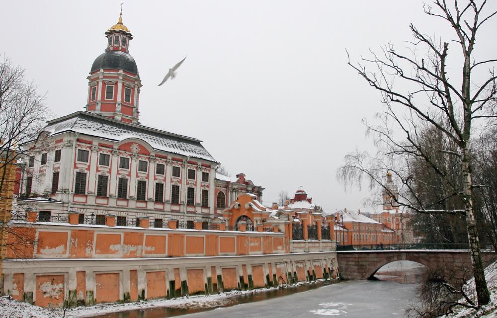 Беглов поручил отреставрировать Благовещенскую церковь до 1 сентября