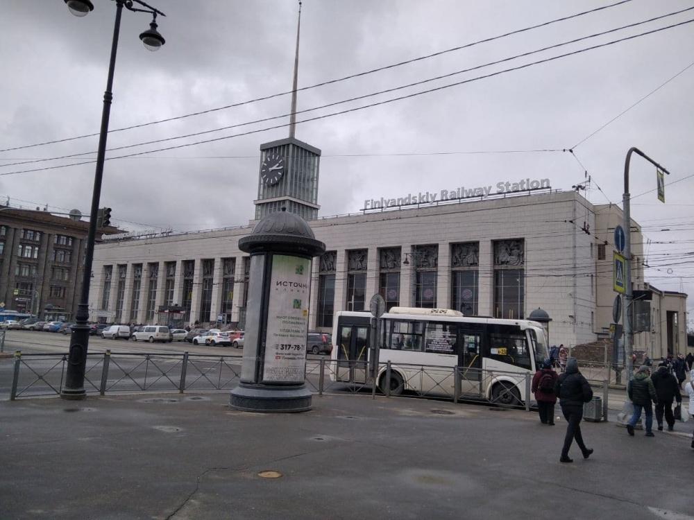 В Смольном готовятся вернуть в список гайд-парков площадь Ленина
