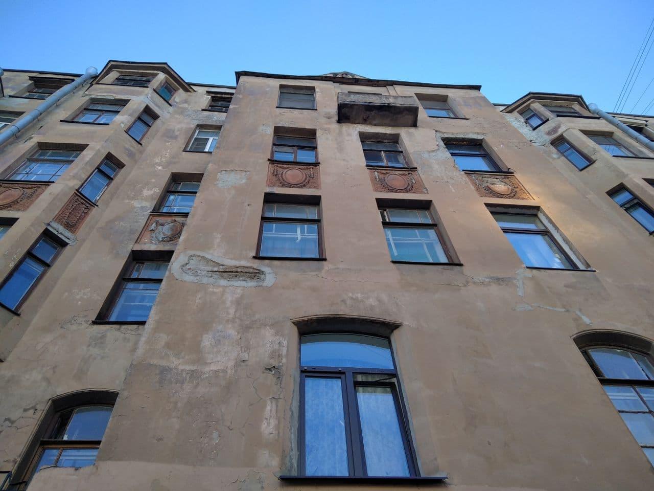 В Петербурге растет электронный реестр исторических домов, не признанных памятниками