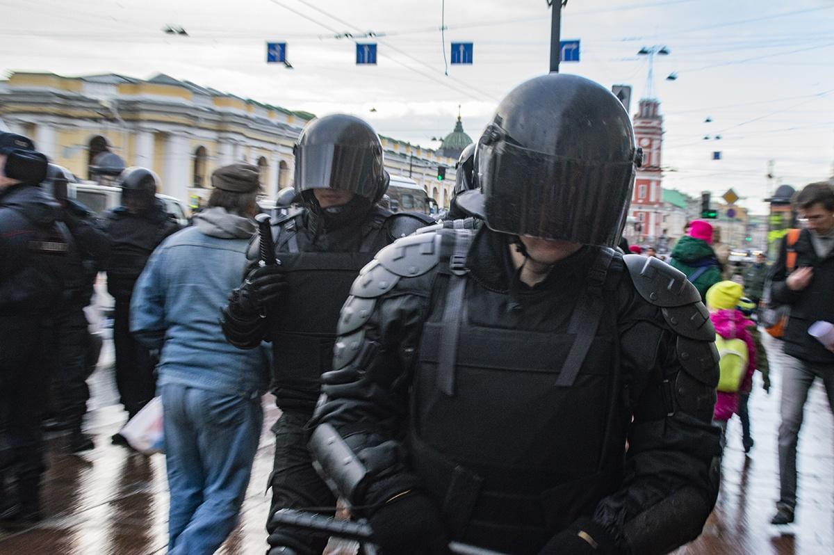 В Генпрокуратуре заявили об административной и уголовной ответственности перед митингами 21 апреля