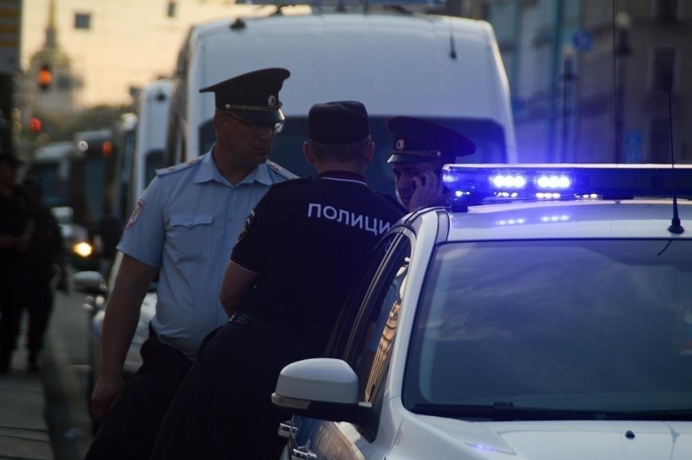 В Москве задержали пикетчиков, вышедших поддержать Навального