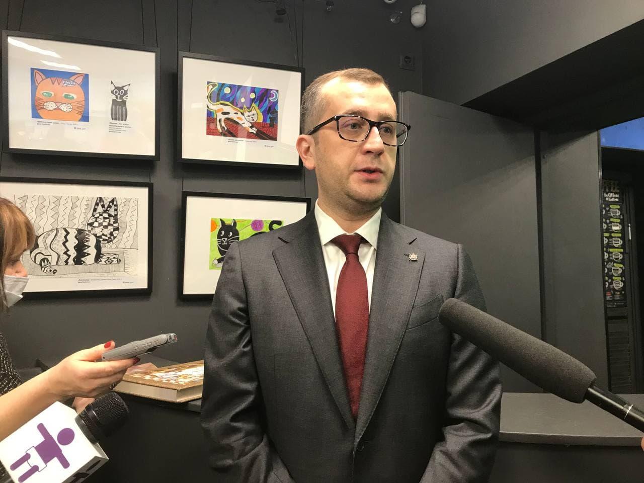 фото ЗакС политика Вице-губернатор Пиотровский: Основными проблемными точками остались ковид и возвращение к нормальной жизни