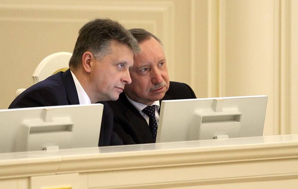 Беглов перераспределил полномочия вице-губернаторов второй раз за месяц
