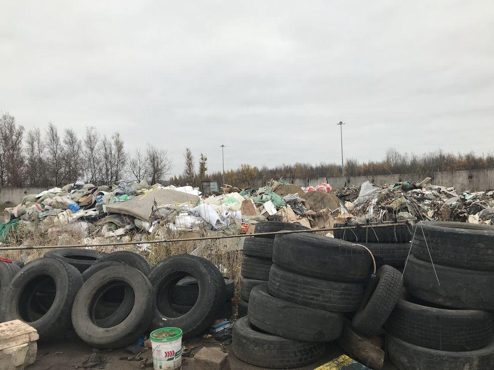 фото ЗакС политика Экоактивисты сообщили о новой свалке на Волхонском шоссе