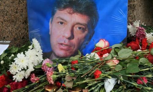 фото ЗакС политика У Соловецкого камня петербуржцы вспоминают Бориса Немцова