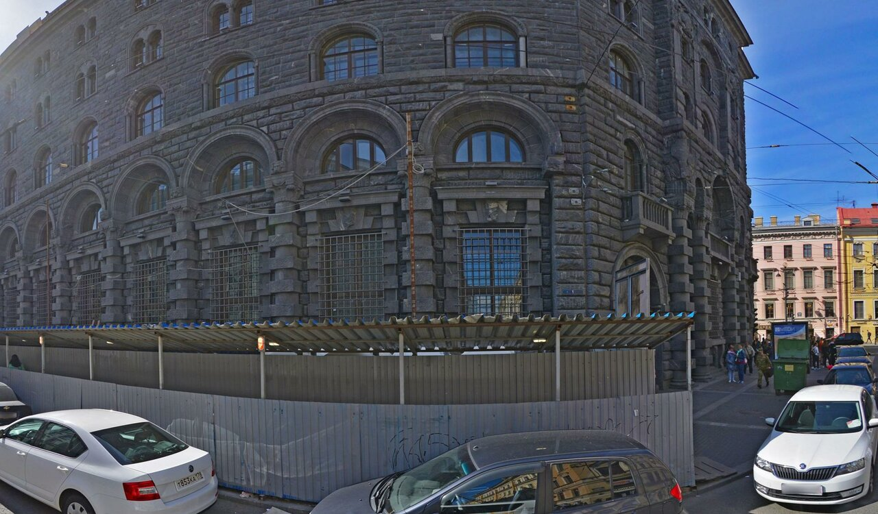 В доме Вавельберга на Невском прошло техническое открытие отеля