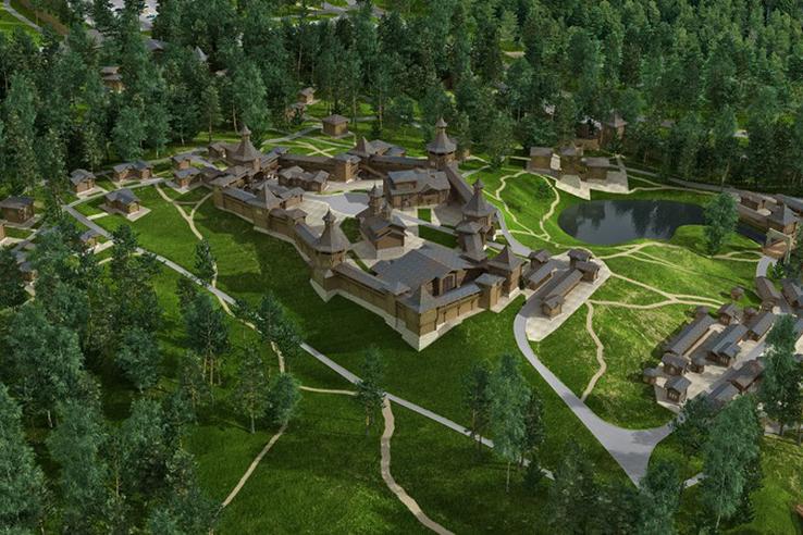 В Юкках может появиться этнопарк для туристов