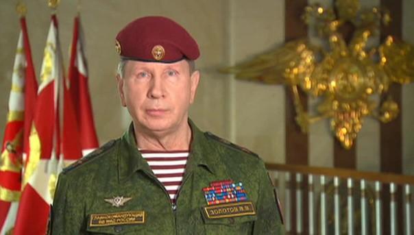 """Латыниной стало понятно, какого рода """"дуэли"""" интересны генералу Золотову"""