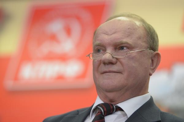 фото ЗакС политика Зюганов оценил попадание 13 однопартийцев в Мосгордуму