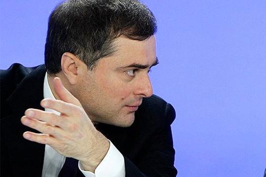 фото ЗакС политика Сурков сменил госслужбу на медитацию