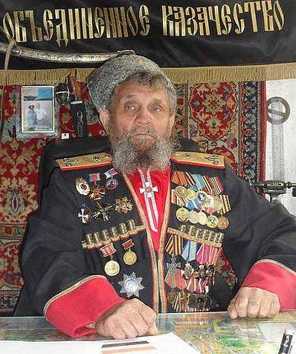 ряженые казаки фото даже