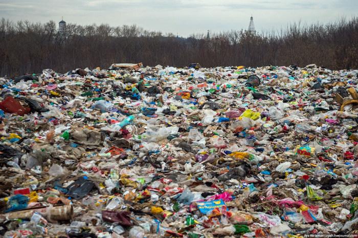 фото ЗакС политика Городскую свалку в Архангельске рекультивируют за 700 млн рублей