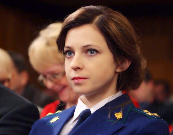 фото ЗакС политика На политическую активность Шнурова Поклонская ответила стихами