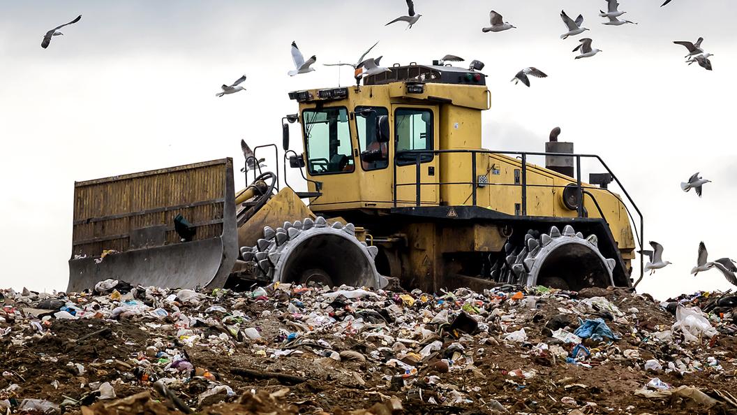 фото ЗакС политика В Псковской области планируют за пять лет избавиться от половины мусорных полигонов