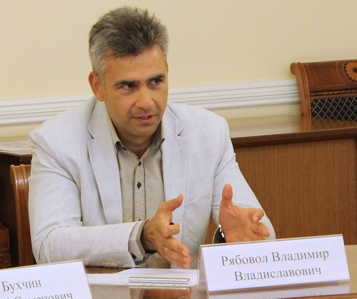 фото ЗакС политика Владимир Рябовол стал новым главой комитета по печати