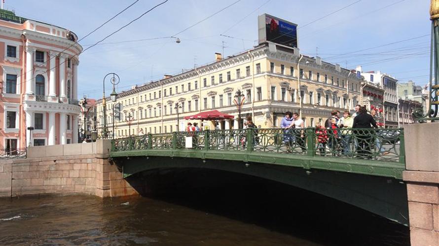 фото ЗакС политика УФАС разрешило возобновить торги на ремонт Зеленого моста и набережной канала Грибоедова