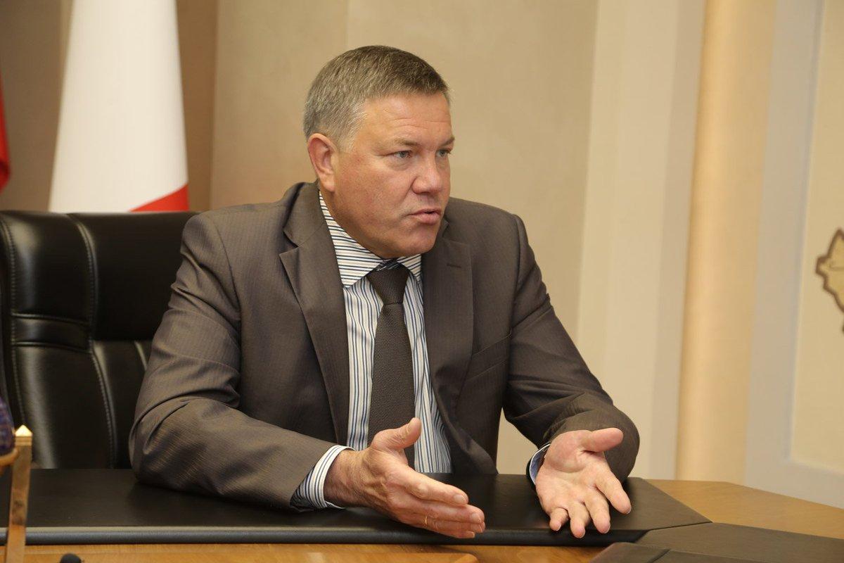фото ЗакС политика Вологодский губернатор пригрозил увольнением чиновникам, плохо убирающим мусор