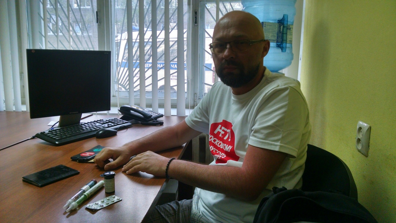 Архангельского активиста хотят крупно оштрафовать во второй раз за один и тот же митинг