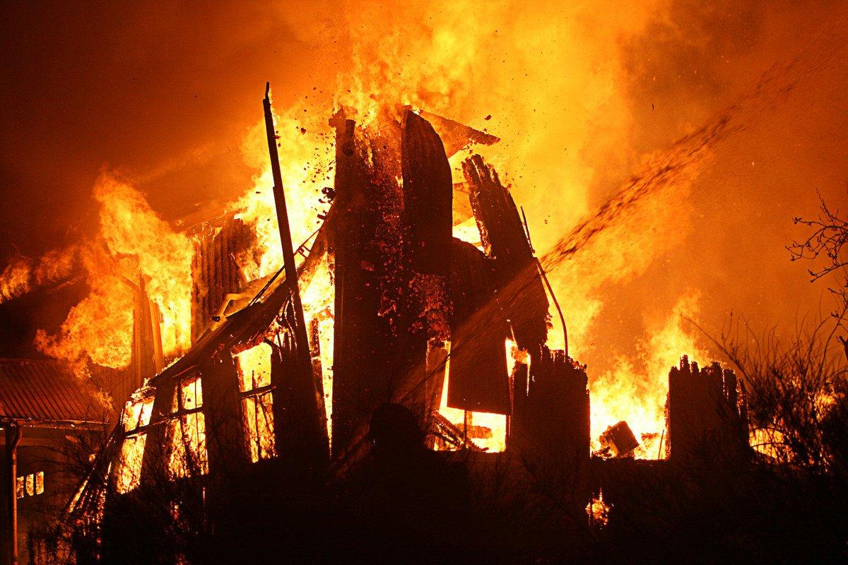 фото ЗакС политика Архангельским погорельцам предоставят временное жилье