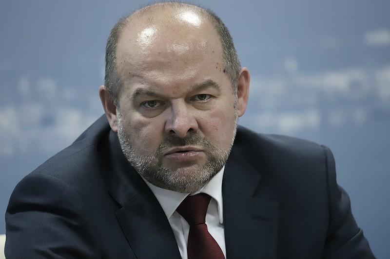 фото ЗакС политика Архангельский губернатор Орлов ушел в отставку