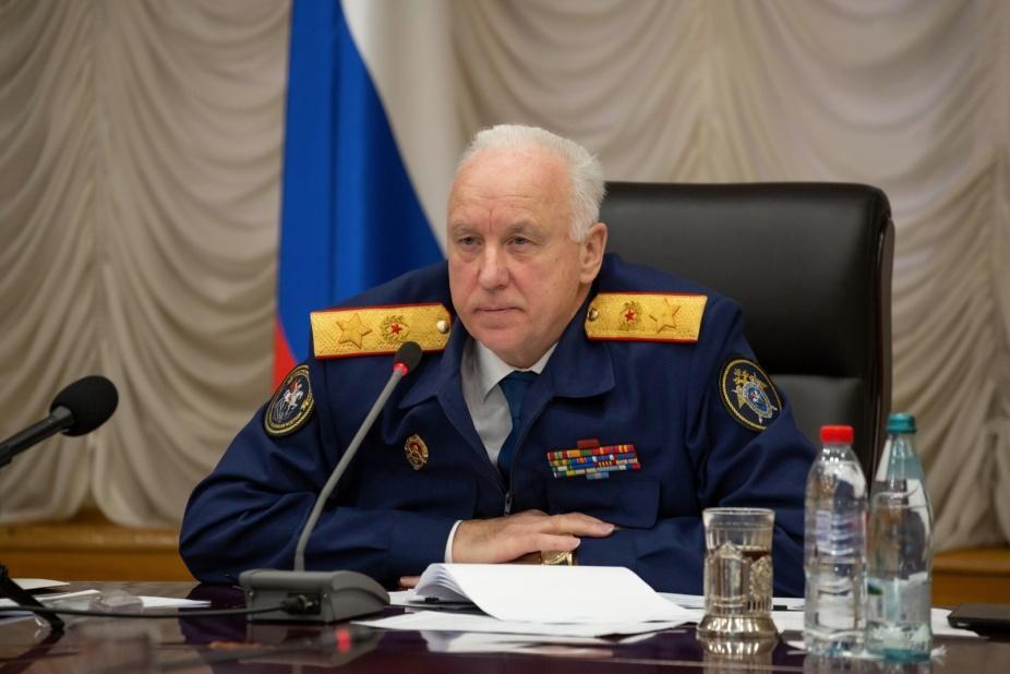 фото ЗакС политика Бастрыкин взял на контроль дело об убийстве выборгского депутата Петрова