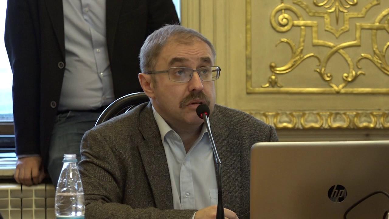 """фото ЗакС политика Гельман высоко оценил петербургский """"муниципальный фильтр"""" как средство от протестов"""