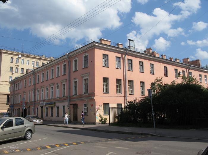 фото ЗакС политика Дом на улице Константина Заслонова утратил статус культурного памятника
