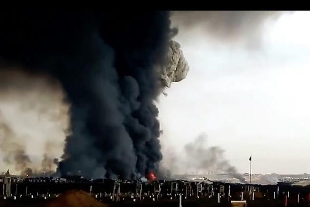 фото ЗакС политика Роспотребнадзор: У взрыва ракеты в Поморье пока нет опасных последствий