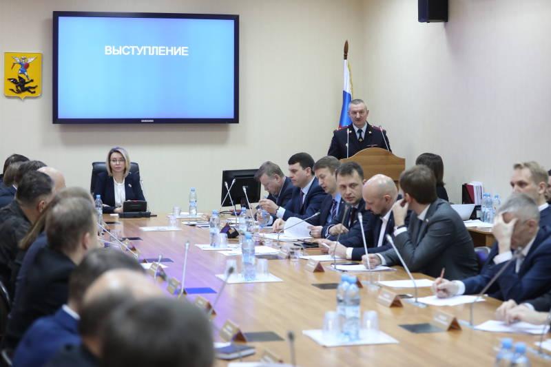 фото ЗакС политика Депутаты выбрали нового главу Архангельска