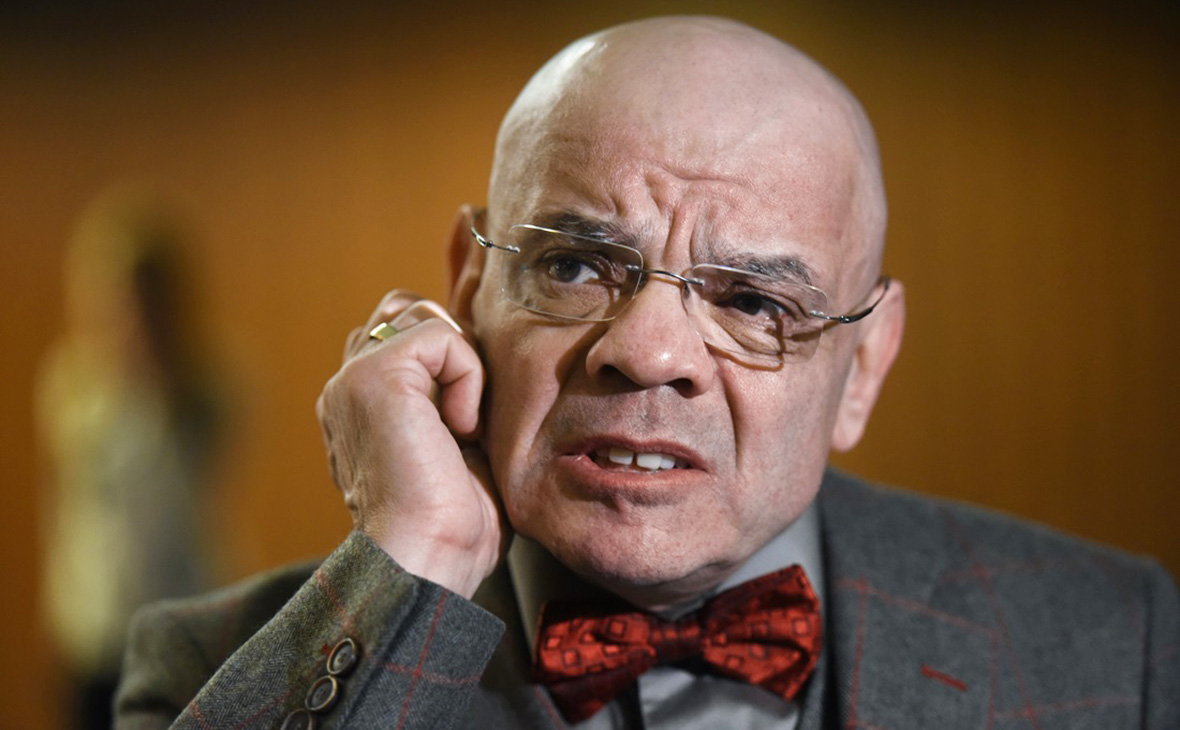 Константин Райкин пообещал бороться за освобождение актера Устинова