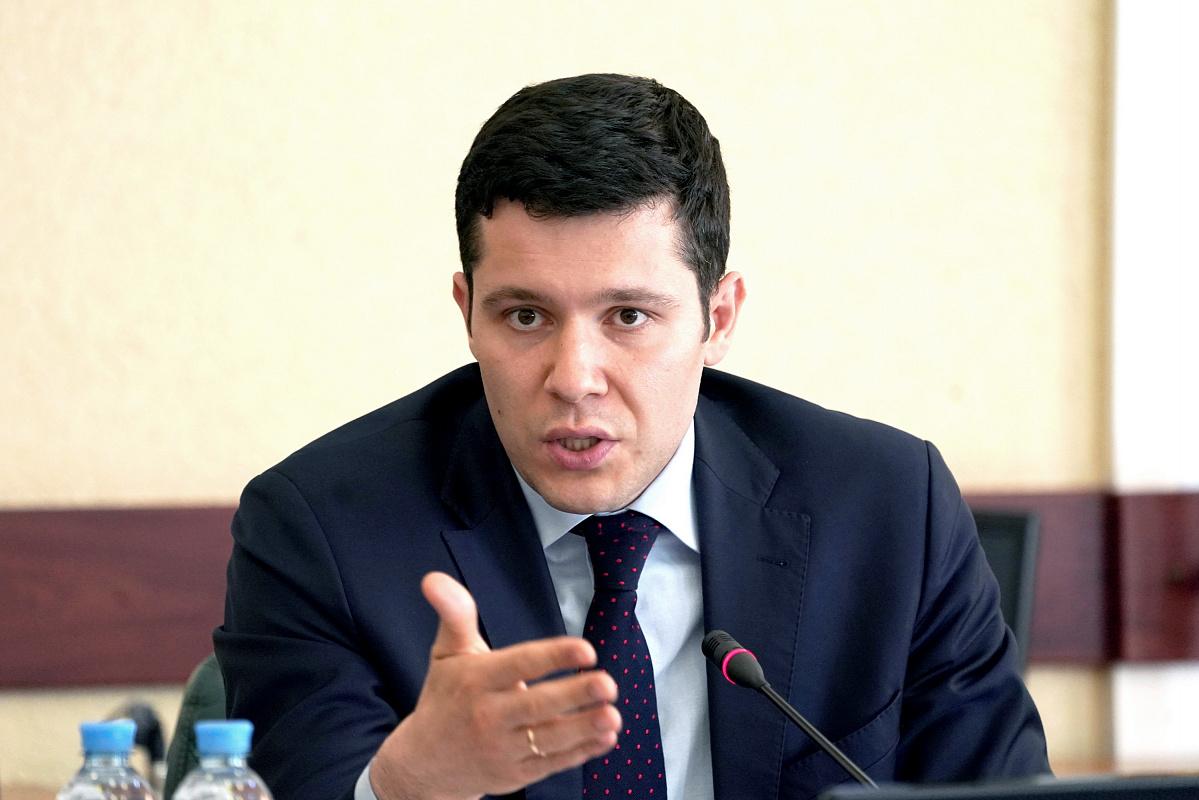 фото ЗакС политика Губернатор Калининградской области посоветовал США не трогать его регион