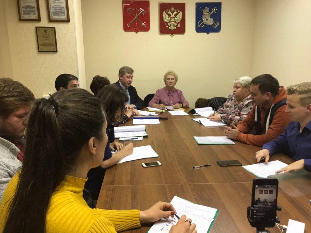 фото ЗакС политика Мундепы МО «Морской» не смогли выбрать нового главу округа