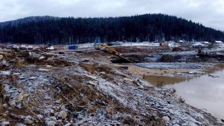 фото ЗакС политика В Красноярском крае прорвало дамбу, более десяти человек погибло