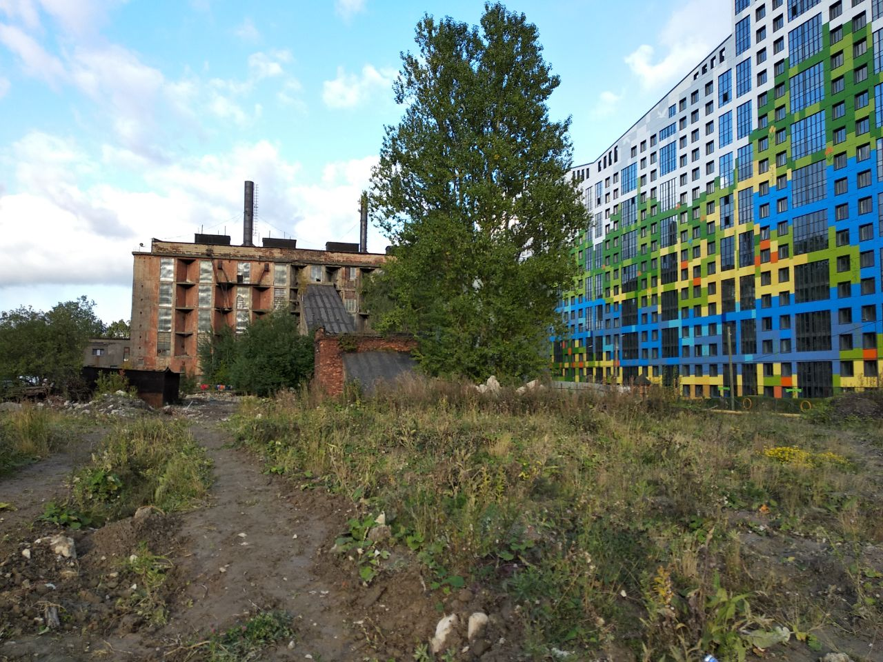 фото ЗакС политика Жизнь новоселов Московского района отравляет газораспределительная станция