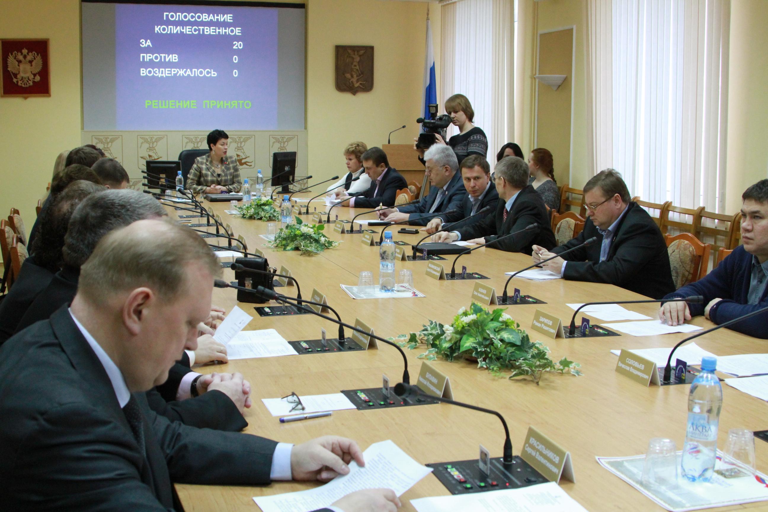 Архангельские депутаты смягчили условия для ведения малого бизнеса