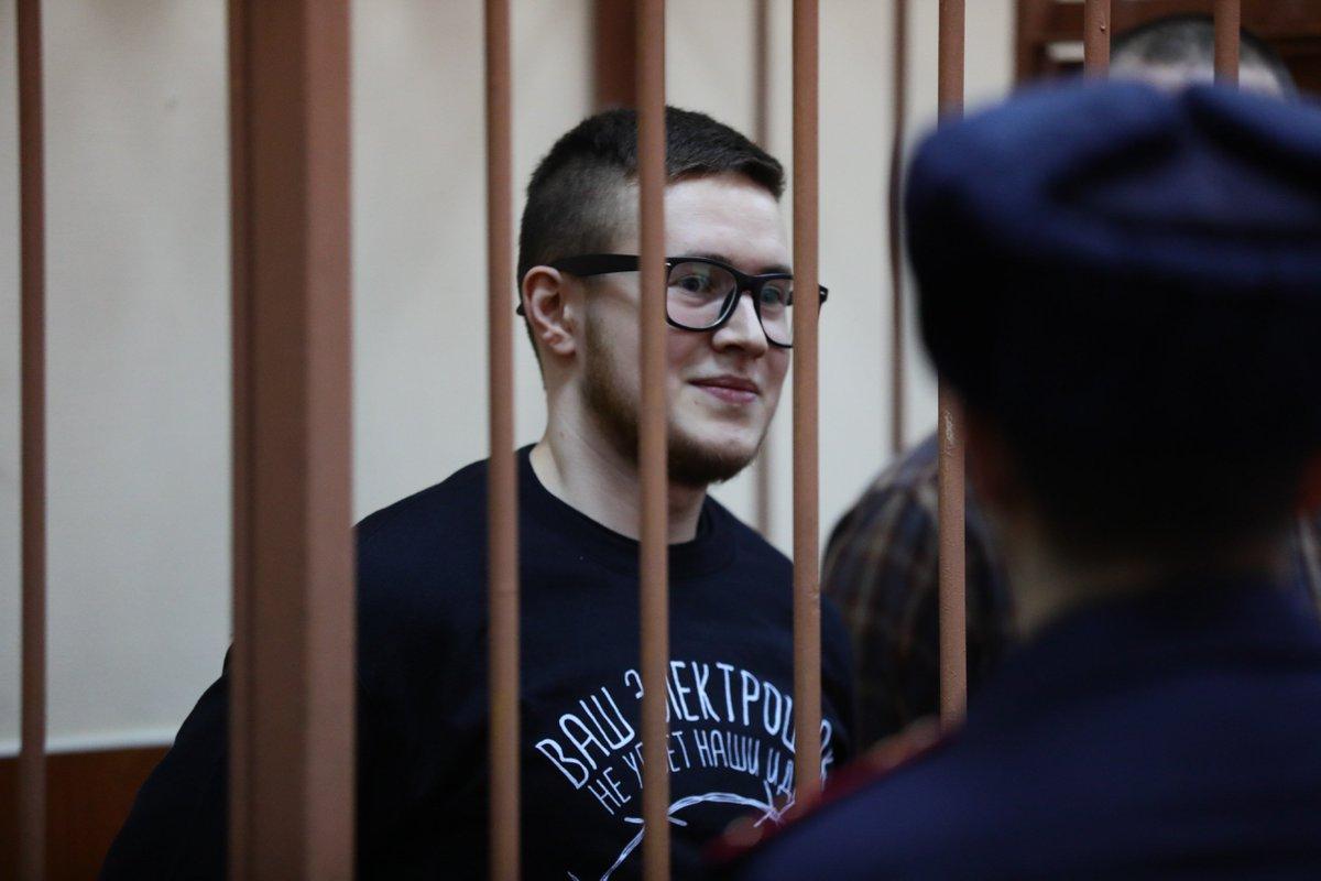 Голодающего Филинкова госпитализировали в больницу при СИЗО