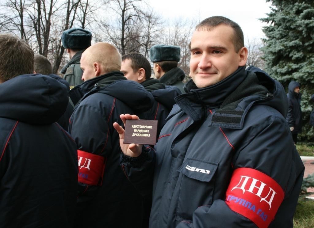 фото ЗакС политика Дружинную организацию в Кудрово признали самой эффективной в Ленобласти