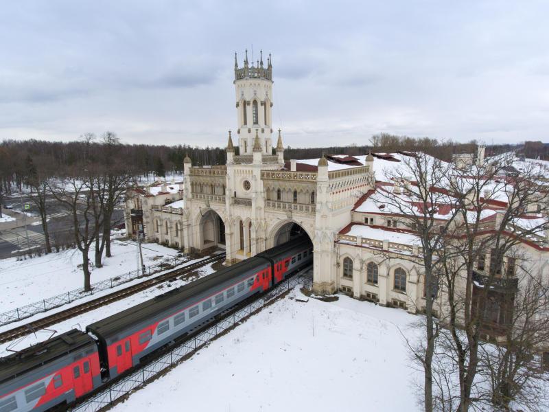 фото ЗакС политика У станции Новый Петергоф построят храм