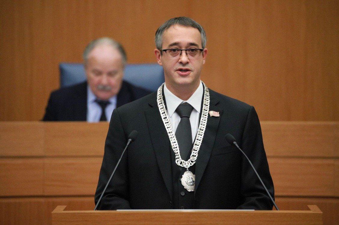 фото ЗакС политика Спикер Мосгордумы снова выругался в адрес коллег при включенном микрофоне