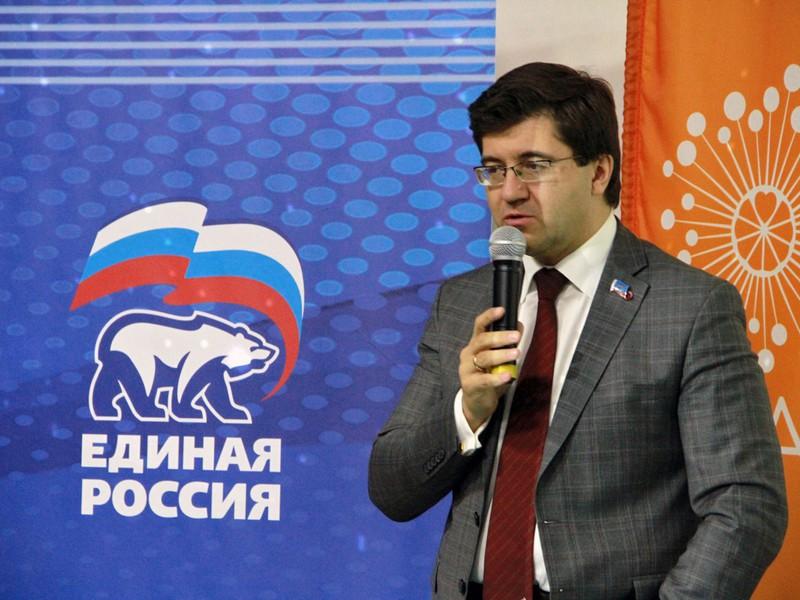 фото ЗакС политика Новый глава администрации Мурманска вступил в должность