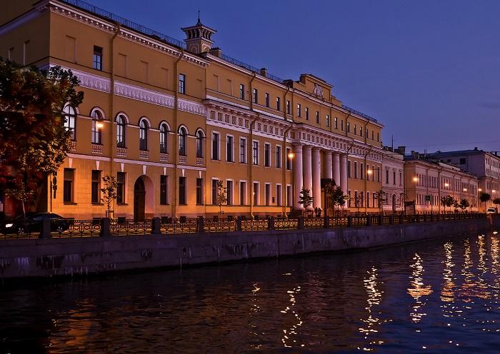 фото ЗакС политика В КГИОП рассказали о ходе затянувшейся реставрации дворца Юсуповых