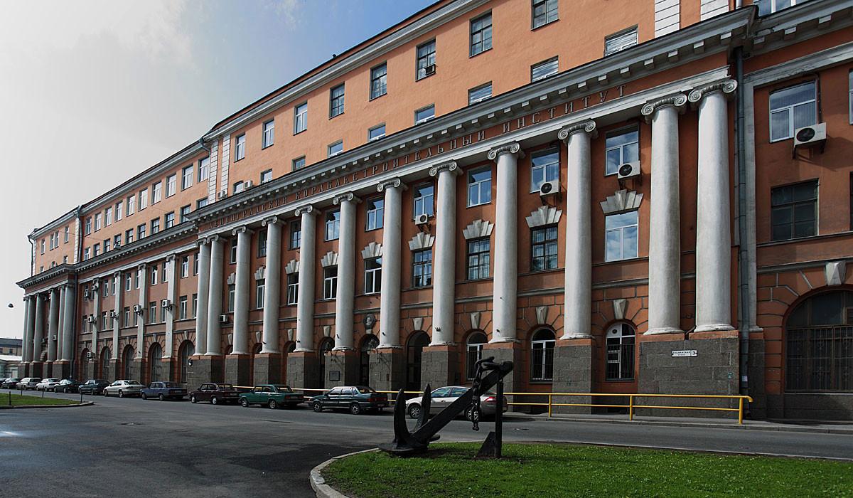 """фото ЗакС политика Морской технический университет признали лучшим вузом, связанным с """"оборонкой"""""""
