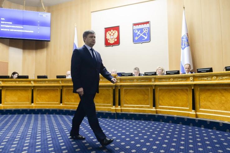 фото ЗакС политика В Ленобласти назначили зампреда правительства по безопасности